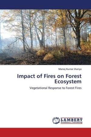 Impact of Fires on Forest  Ecosystem de Jhariya Manoj Kumar