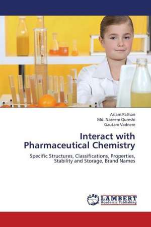 Interact with Pharmaceutical Chemistry