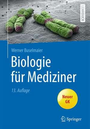 Biologie fuer Mediziner
