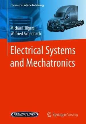 Electrical Systems and Mechatronics de Michael Hilgers
