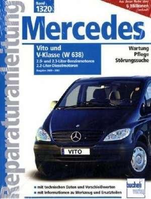 Mercedes Vito und V-Klasse Serie W638 2000-2003 Benziner und Diesel imagine