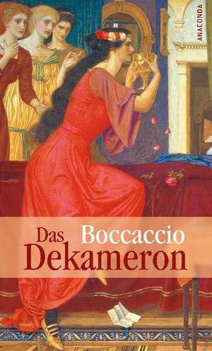 Das Dekameron. Vollständige Ausgabe de Giovanni Boccaccio