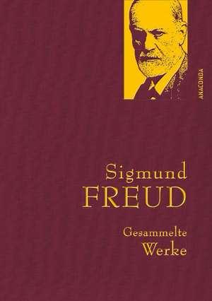 Gesammelte Werke de Sigmund Freud