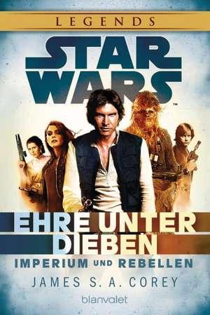 Star Wars(TM) Imperium und Rebellen de James S. A. Corey