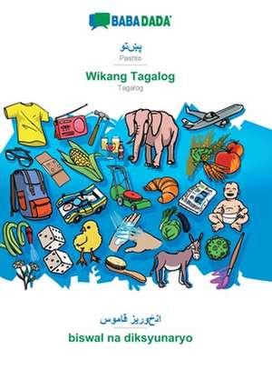 BABADADA, Pashto (in arabic script) - Wikang Tagalog, visual dictionary (in arabic script) - biswal na diksyunaryo de  Babadada Gmbh