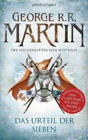 Der Heckenritter von Westeros de George R. R. Martin