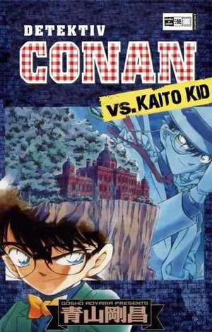 Conan vs. Kaito Kid