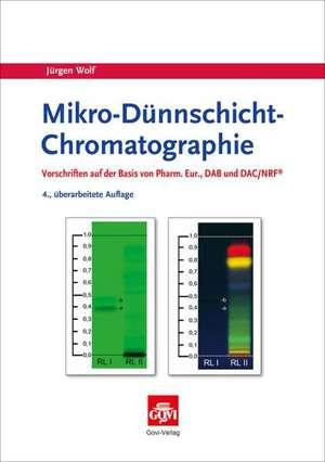 Mikro-Duennschichtchromatographie
