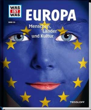 Europa. Menschen, Laender und Kultur