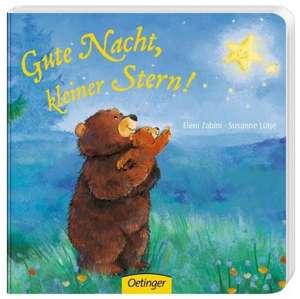 Gute Nacht, kleiner Stern! de Susanne Lütje