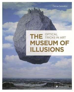 The Museum of Illusions: Optical Tricks in Art de CELINE DELAVAUX