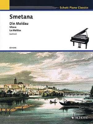 Die Moldau de Bedrich Smetana