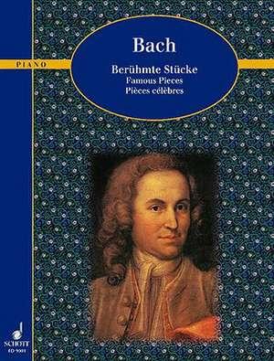 Berühmte Stücke de Johann Sebastian Bach