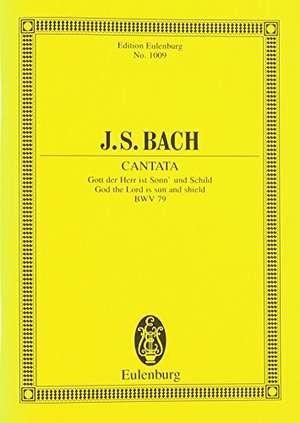 Kantate Nr. 79 (Festo Reformationis) de Johann Sebastian Bach