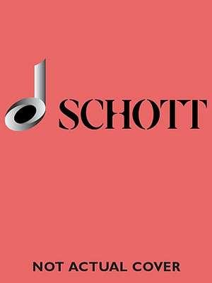 Sinfonias IX-XII de Felix Mendelssohn Bartholdy