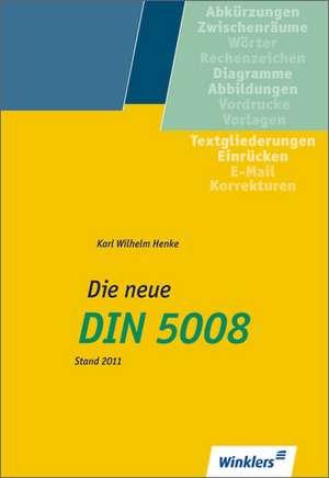 Die neue DIN 5008. Schuelerbuch