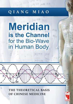 Meridian is the Channel for the Bio-Wave in Human Body