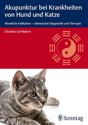 Akupunktur bei Krankheiten von Hund und Katze
