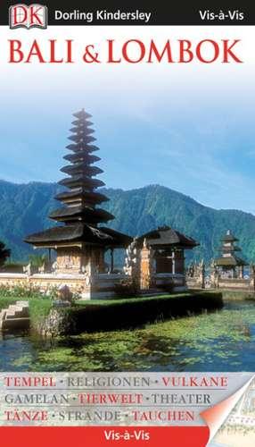 DK Vis-à-Vis Bali & Lombok