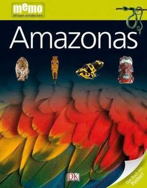 memo Wissen entdecken. Amazonas
