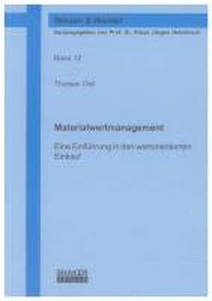 Materialwertmanagement de Thomas Deil