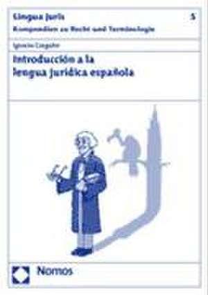 Introduccion a la Lengua Juridica Espanola imagine