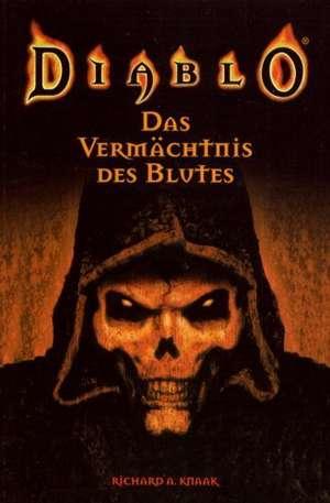 Diablo 01. Das Vermaechtnis des Blutes