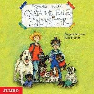 Greta und Eule Hundesitter. CD