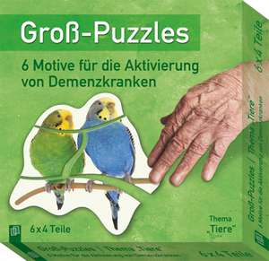 Gross-Puzzles: Thema Tiere