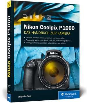 Nikon Coolpix P1000 de Jacqueline Esen