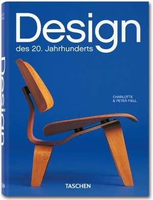Fiell, C: Design des 20. Jahrhunderts
