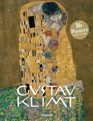Klimt Poster Set:  The Children de Gustav Klimt