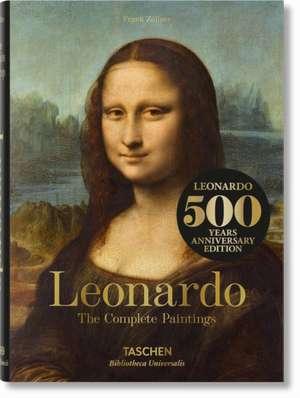 Leonardo Da Vinci de Frank Zollner