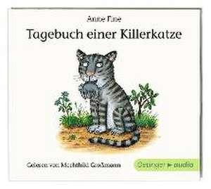 Tagebuch einer Killerkatze (CD) de Anne Fine