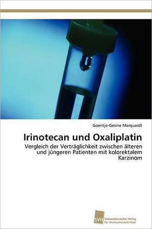 Irinotecan Und Oxaliplatin