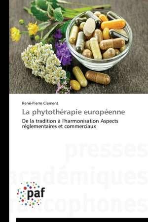 La phytotherapie europeenne