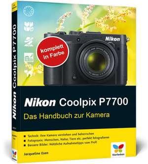 Nikon Coolpix P7700 de Jacqueline Esen