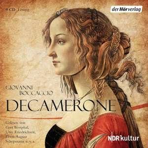 Das Decamerone de Giovanni Boccaccio