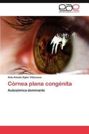 Cornea Plana Congenita
