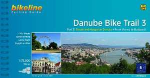 Danube Bike Trail 03: Slovakian and Hungarian Danube