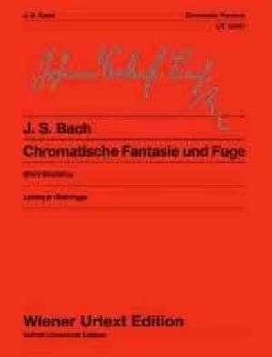 Chromatische Fantasie und Fuge de Johann Sebastian Bach
