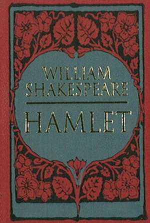 Hamlet Minibook: Gilt Edged Edition: Prince of Denmark de William Shakespeare
