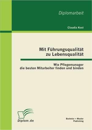 Mit F Hrungsqualit T Zu Lebensqualit T