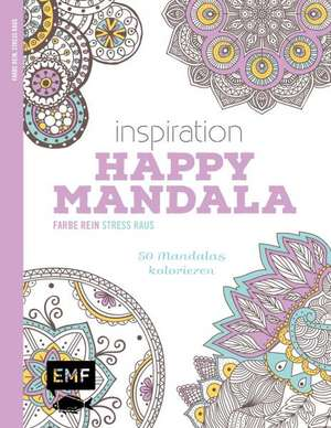 Inspiration Happy Mandala de Yvonne Rathmann