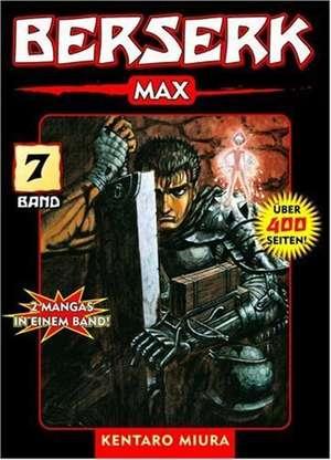 Berserk Max 07 de Kentaro Miura