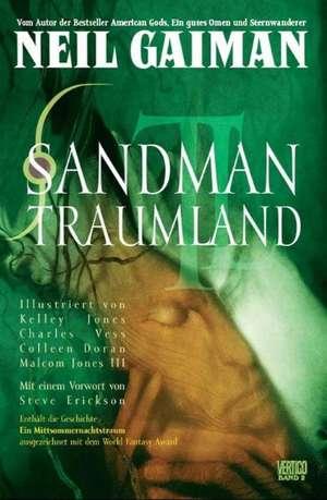 Sandman 03 - Traumland imagine