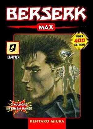 Berserk Max 09 de Kentaro Miura