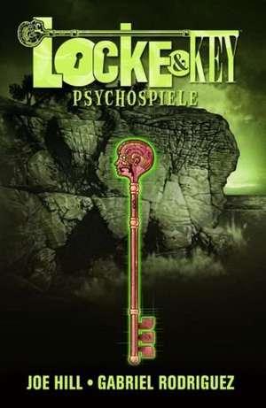 Locke & Key 02: Psychospiele