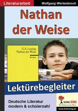 Nathan der Weise - Lektuerebegleiter