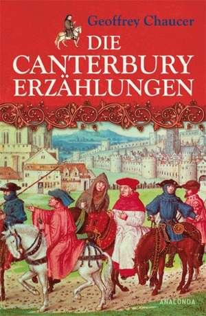 Die Canterbury-Erzaehlungen